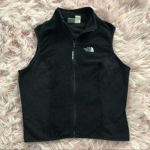 The North Face Fleece Zip Up Vest XL